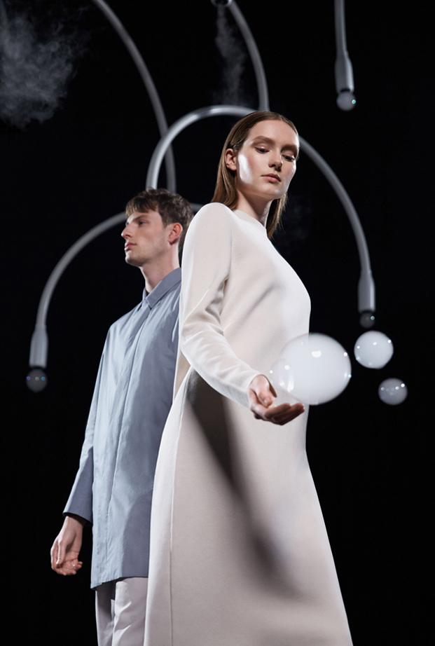 intalacion de moda cos en milan design week 2017