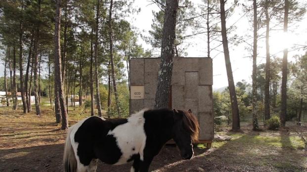 casa en portugal eco turismo ecocubo diariodesign