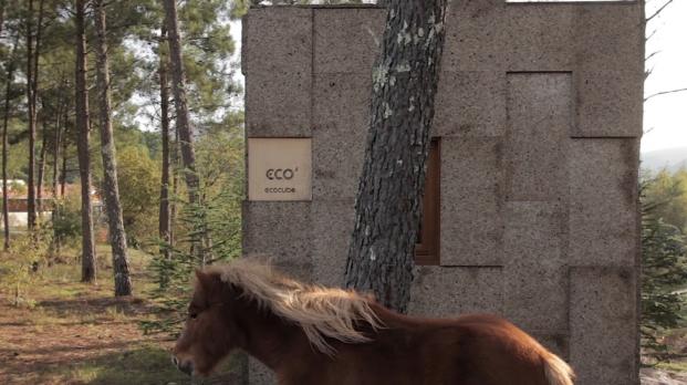 António Fernandes ecocubo casa prefabricada de corcho en portugal diariodesign