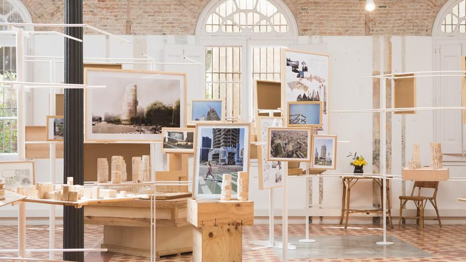 exposicion felicidad y arquitectura fundacion enric miralles en barcelona diariodesign