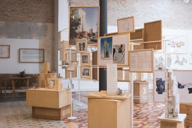 felicidad y arquitectura fundacion enric miralles en barcelona diariodesign