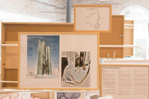 edificio Chinatrust en Taichung en Taiwan felicidad y arquitectura fundacion enric miralles