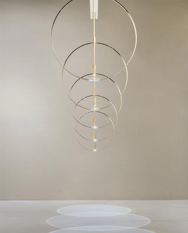studio formafantasma para flos iluminacion en milan