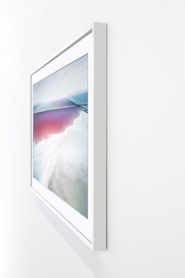 television frame de Yves Béhar para samsung con marco