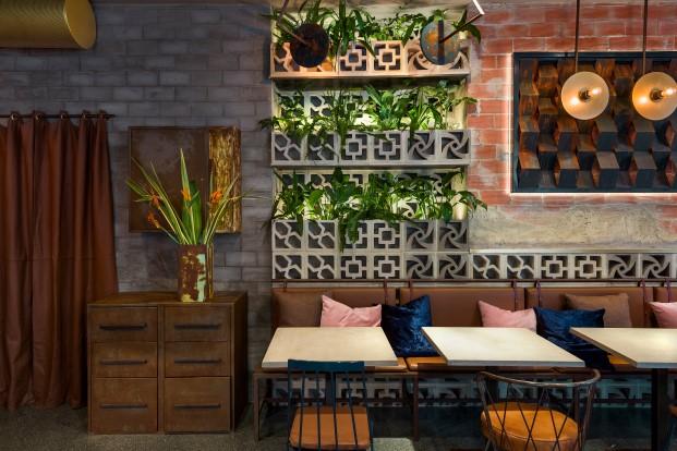 restaurante la manera del estudio masquespacio en valencia diario design