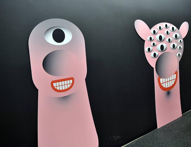 diseño para niños en la triennales de milano girogirotondo