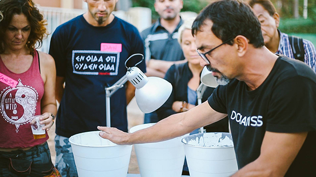 domanises en festival de horta turia en valencia