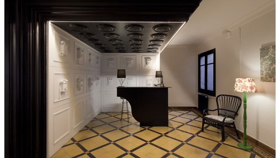hostal en barcelona residencia de estudiantes Nikbor obra de Normal Estudio diariodesign