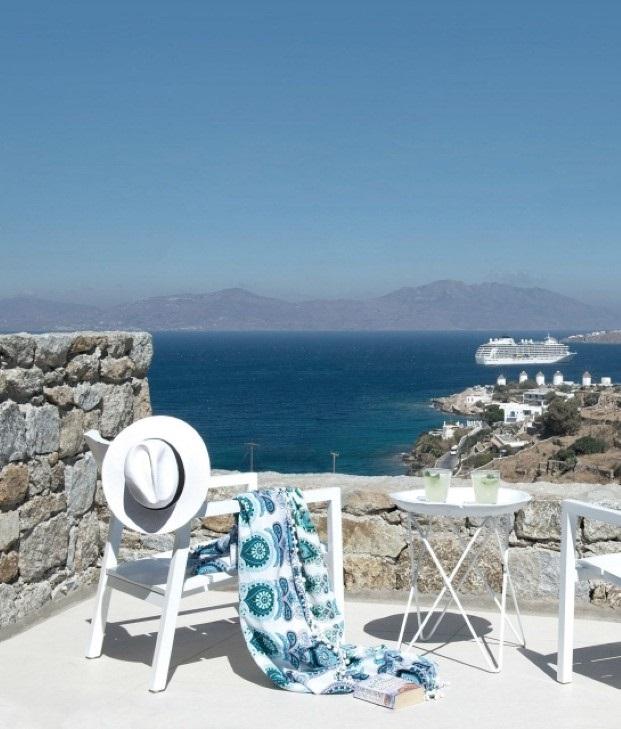 hotel Myconian Kyma l en Grecia miconos diariodesign
