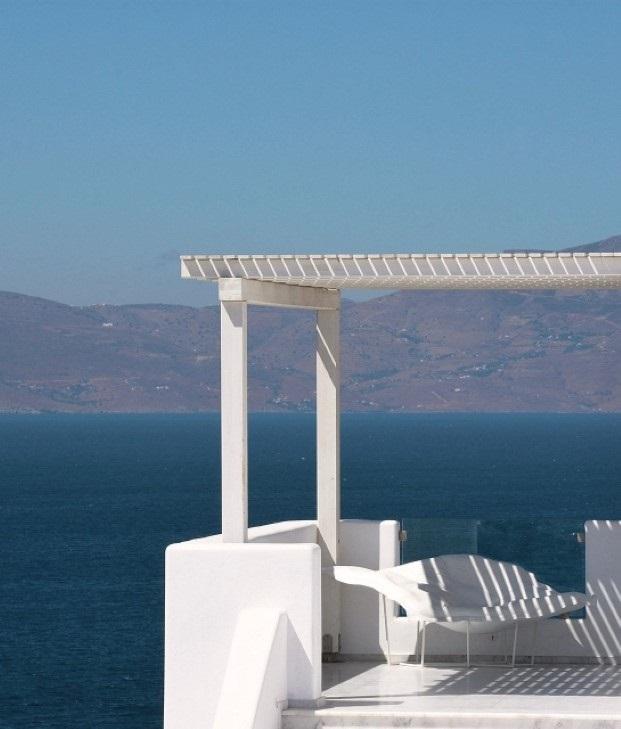 hotel Myconian Kyma l en Grecia miconos mediterraneo diariodesign
