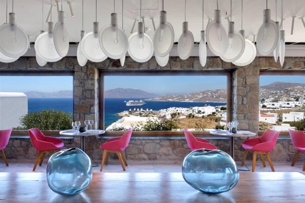 hotel Myconian Kyma lujo y tradicion en Grecia Diario Design 4