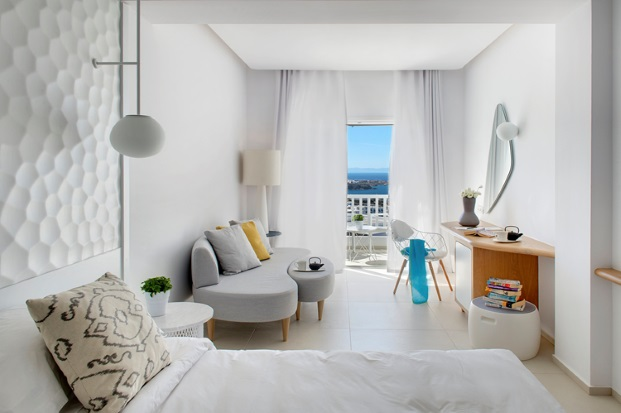 hotel Myconian Kyma lujo y tradicion en Grecia Diario Design 5