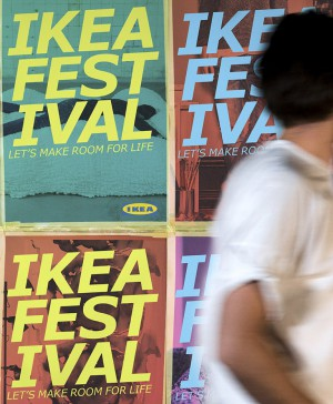 ikea festival milan diariodesign