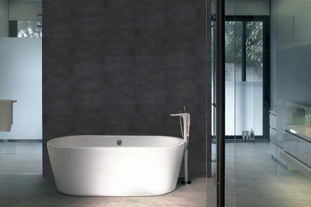 imagen de un baño con flintiles sin obras cemento diariodesign