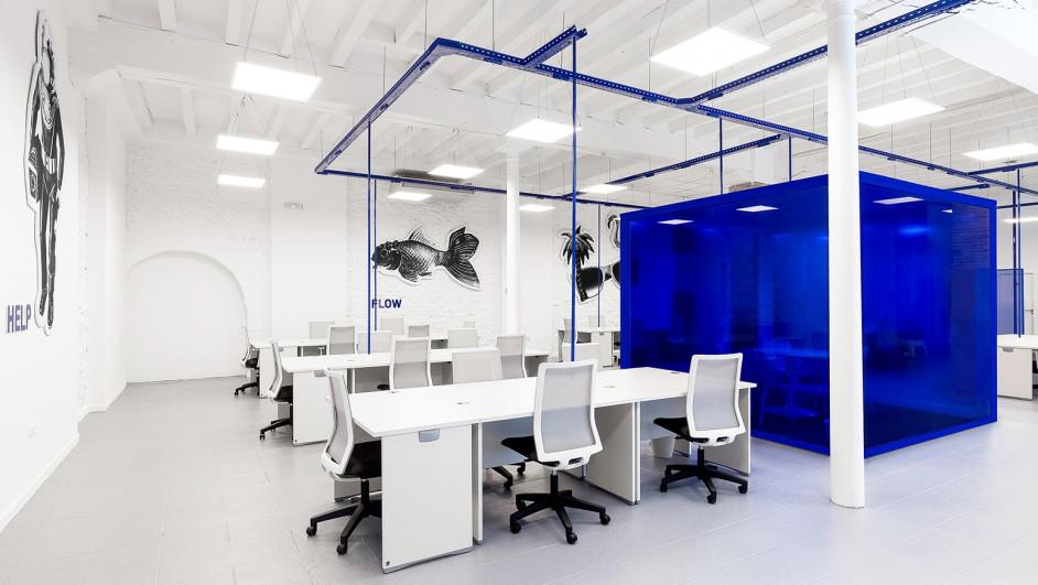 oficinas coworking knowhere wanna de one en alicante diariodesign