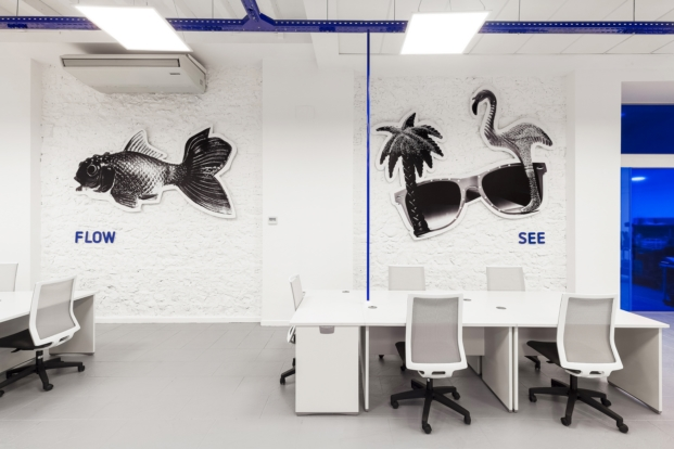 oficinas en Denica knowhere de wanna one diariodesign