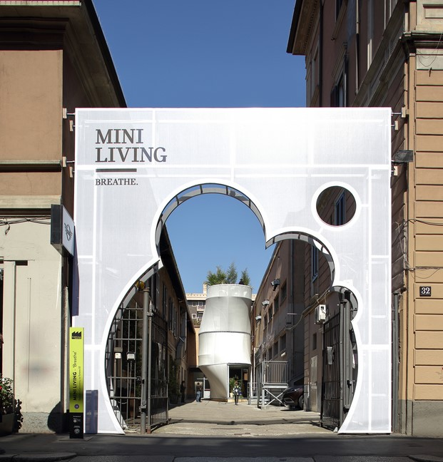 mini living en la milan design week 2017 en via tortona