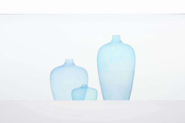 Jellyfish Vases de Nendo