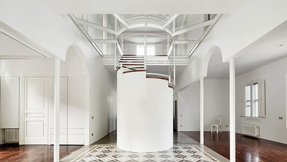 arquitecura interior y rehabilitacion de una casa noucentista en cerdanyola por estudio arquitectura g diariodesign