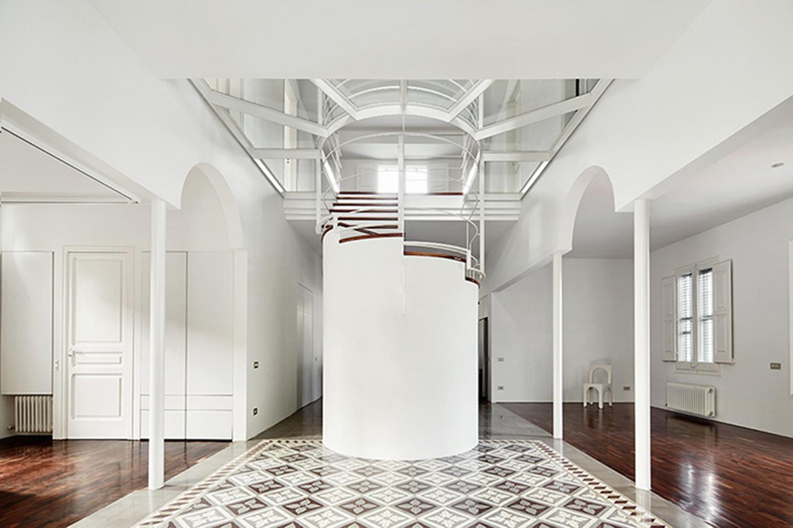 Arquitectura interior en una villa noucentista - Arquitectura interior ...