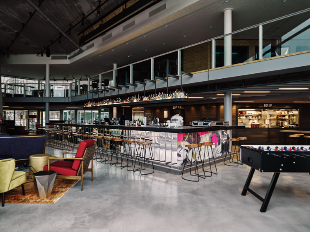 The Butcher Social Club en hotel en amsterdam sir adam de icrave diariodesign