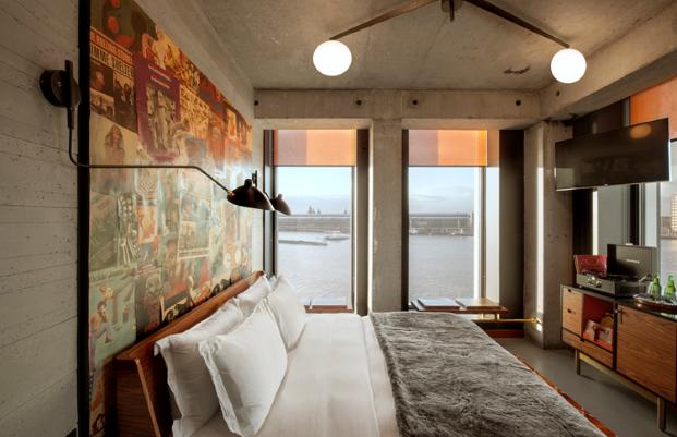 habitacion hotel en amsterdam sir adam de icrave diariodesign