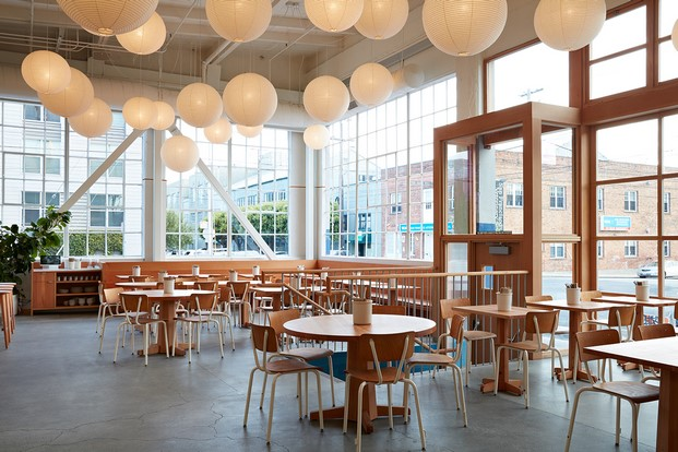 panadería tartine manufactory cafe restaurante en san francisco diariodesign