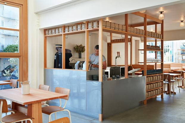 panadería tartine manufactory cafe en san francisco diariodesign