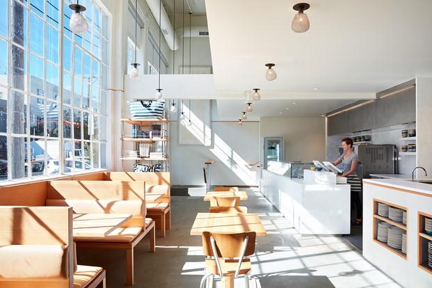 panadería tartine manufactory cafeteria bar en san francisco diariodesign