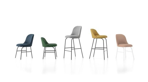viccarbe aleta coleccion- sillas y taburetes jaime hayon milan