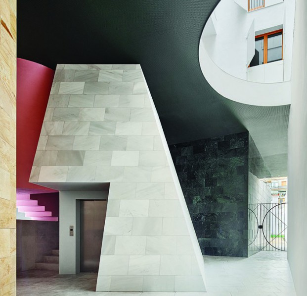 proyecto de maio architects nteriorista diariodesign