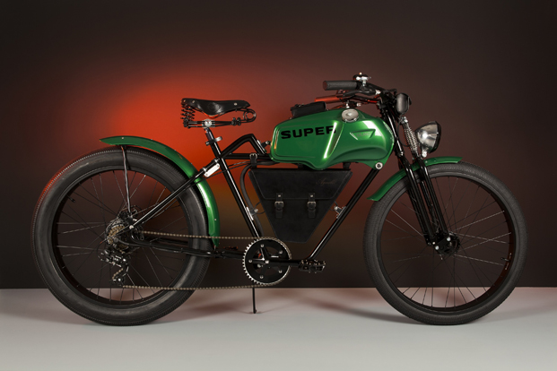 bicicleta de Luca Agnelli diariodesign