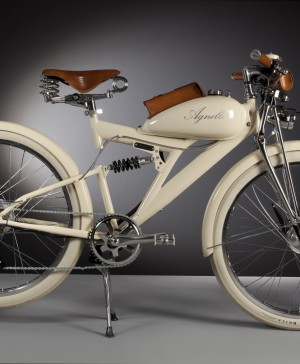 bicicletas electricas retro de Luca Agnelli milan diariodesign