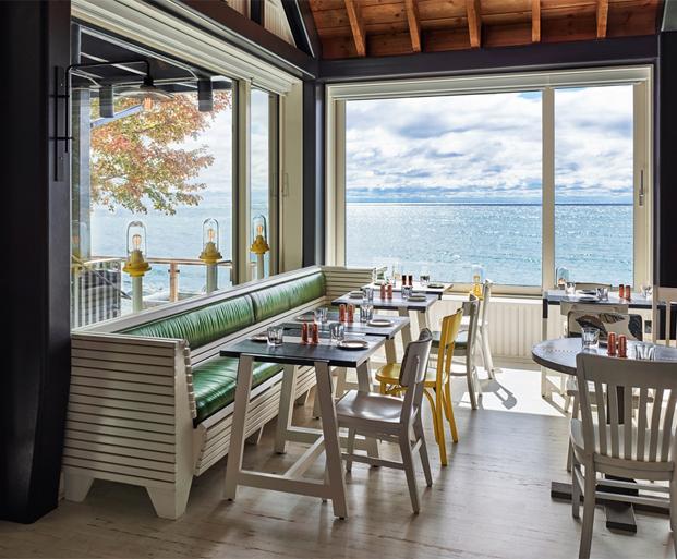 vistas al mar en posada en canada Torontos Drake Hotel