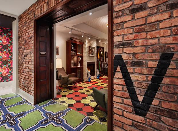 Torontos Drake Hotel posada en canada diariodesign