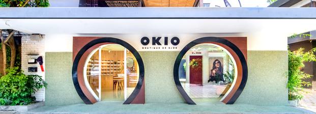 entrada tienda de gas okio en guatemala de estudio de arquitectura taller ken