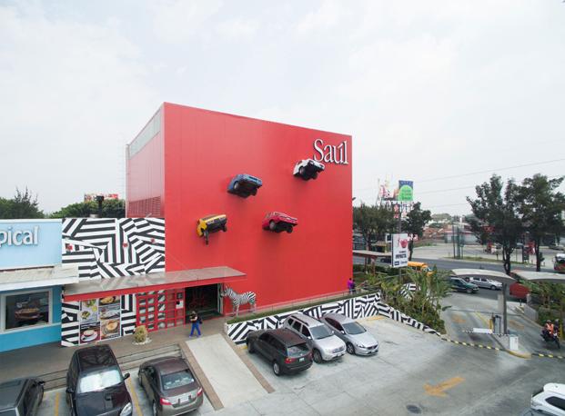 restaurante Saul Bistro en plaza Madero por Taller KEN en Guatemala diariodesign-2
