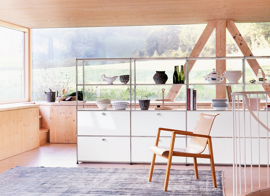 Usm haller reta a proyectar el mobiliario modular ideal - Mobiliario ideal ...
