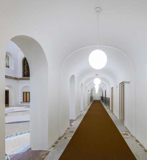 edificio en la haya bezuidenhoutseweg 30 KAAN architecten diariodesign