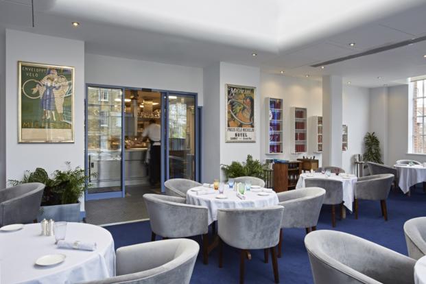 restaurante bibendum edificio michelin en londres diariodesign