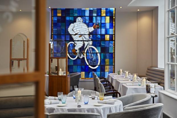 restaurante bibendum edificio michelin en londres comedor diariodesign