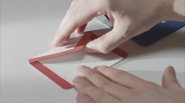 Google material design-making of muestra del diseño de california