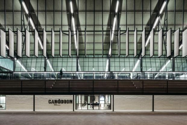 El nuevo Parque de Investigación Creativa de Barcelona por dear design