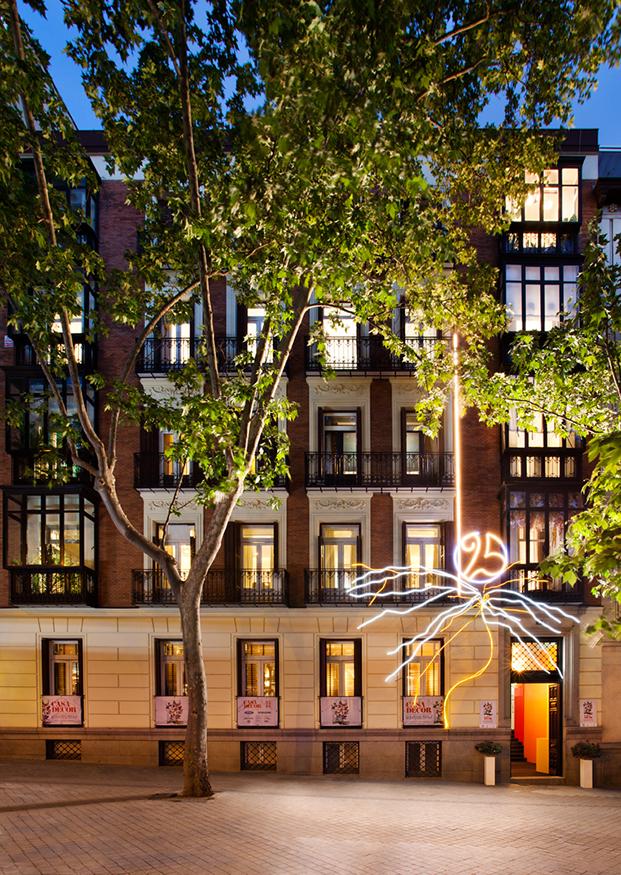 fachada de casadecor2017 nocturna en diariodesign