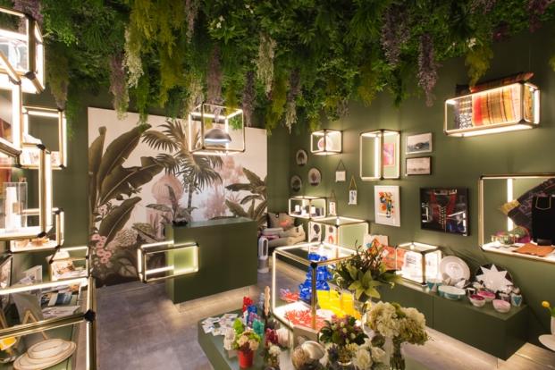 tienda de diseño de casadecor 2017