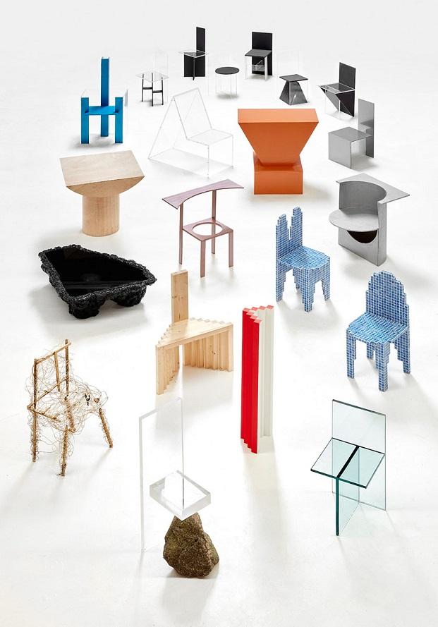 exposicion WIK work in progress con piezas ineditas de Guillermo Santomá en festival demo adi-fad diariodesign