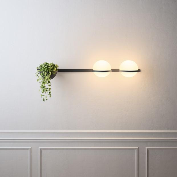 euroluce 2017 en milan mejores lámparas de vibia modelo palma diariodesign