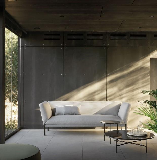 coleccion Livit de muebles de exterior para expormim en el salone del mueble de milan diariodesign