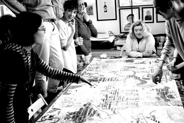 krea en la Barcelona Design Week 2017