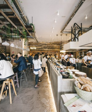 honest greens restaurante en Madrid diariodesign